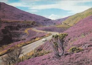 Scotland Inverness-shire The Slochd Pass