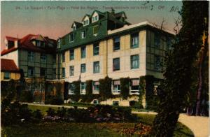 CPA Cap LE TOUQUET-PARIS-PLAGE Hotel des Anglais (406268)