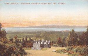 The Lookout , Ferguson Highway , NORTH BAY , Ontario , Canada , 00-10s