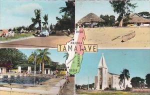 Madagascar Tamatave Multi View Real Photo