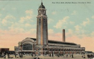 CLEVELAND , Ohio , 1913 : New West Side Market House