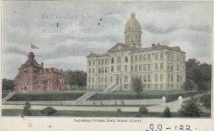 ROCK ISLAND, Illinois, 1909; Augustana College