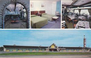 Motel Le Provence , THETFORD MINES , Quebec , Canada , 40-60s