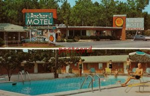 ANCHOR MOTEL & RESTAURANT Jesup GA, Stagina & Blumfield, Owners - Managers