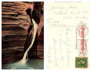Pluto Falls, Watkins Glen, New York