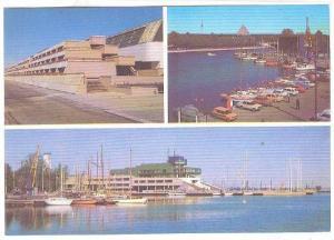 3-Views, Olumpia- Purjespordikeskus, Tallinn, Estonia, 1950-1970s
