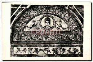 Old Postcard Bignor Mosaique