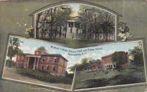 SPARTANBURG, South Carolina, PU-1910 ; Wofford College