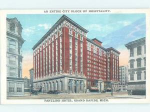 W-Border HOTEL SCENE Grand Rapids Michigan MI H1288