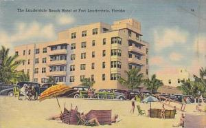 The Lauderdale Beach Hotel at Fort Lauderale, Florida, 30-40s