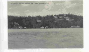 Burkehaven from the Emerald Isle, Lake Sunapee, New Hamshire, 00-10s