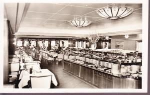 Fahrschiff Deutschland Kaltes Buffet - Interior RP