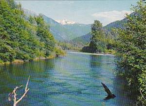 Canada Lillooet River Beautiful British Columbia Burnaby British Columbia