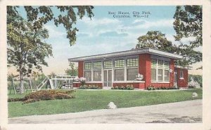 Wisconsin Columbus City Park Rest Haven