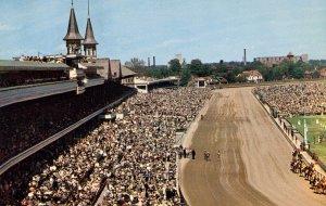 KY - Louisville. Churchill Downs, Kentucky Derby, Horse Racing
