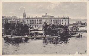 Riksdagshuset, Stockholm, Sweden, 1910-1920s