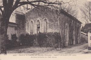 SAINT ROMAIN, Gironde, France, 1900-1910's; Environs De Cadillac Sur Garonne,...