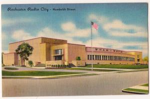 Rochester Radio City - Humboldt St. WHAM - WHFM