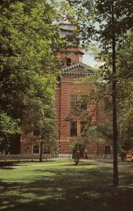 CRANDON,  Wisconsin, 50-60s ;  Forest County Court House