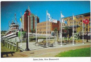 Saint John New Brunswick Canada 4 by 6
