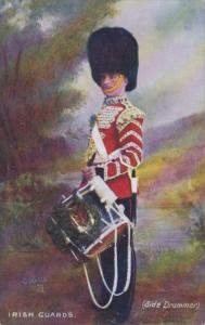 Tucks The Irish Guards Side Drummer