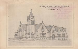 CAMDEN, New Jersey, 00-10s; State Street M. E. Church