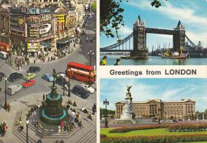 Greetings From London Multi View