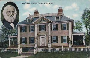 Massachusetts Cambridge Longfellow House