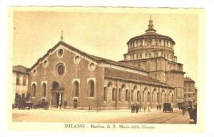MILANO (Milan) - Basilica di S. Maria delle Grazie, ITALY, 00-10s