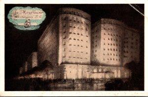 Washington D C The Mayflower Hotel 1939