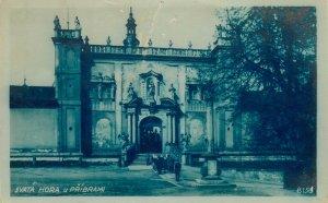 Postcard Czech Republic Pribram
