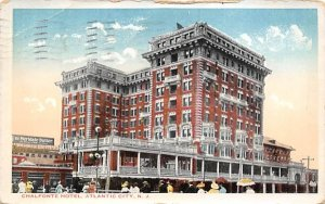 Chalfonte Hotel in Atlantic City, New Jersey