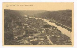 DINANT, Belgium, 00-10s , Vue de la Meuse en Amont