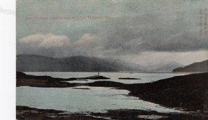 Isle Ornsay LIGHTHOUSE & Loch Hourne , Skye , UK , 00-10s