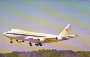 Unites States Air Force Boeing 747 E-4A Air Force One