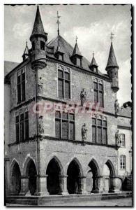 Old Postcard Echternach Little Switzerland Hotel Luxembourg City