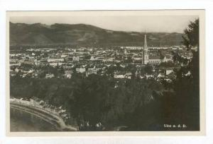RP, Aerial View Of Linz a. d. D., Upper Austria, Austria, 1920-1940s