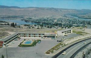 Sage Brush Motel and Coffee Shop, Trans-Canada Hwy West,  Kamloops,  B.C.,  C...