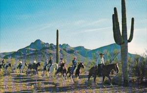 Riders On The Arizona Desert Phioenix Arizona