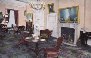Drawing Room Of The Hermitage Home Of General Andrew Jackson Nashville Tennessee