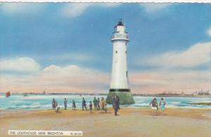 England New Brighton Lighthouse