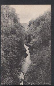 Scotland Postcard - The Black Rock, Novar DC319