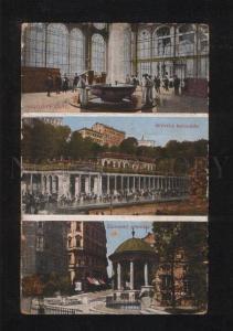059496 Czechia Karlovy Vary Vintage collage PC
