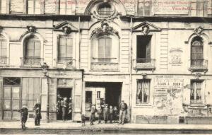 CPA Paris 11e - Ancien Hotel Fut (78815)