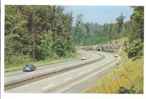 PA Turnpike Bowmansville Area Pennsylvania HOJO Postcard