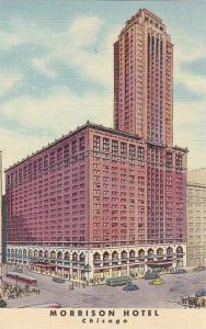 Illinois Chicago Morrison Hotel