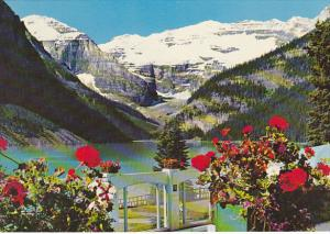 Canada Lake Louise & Victoria Glacier Alberta