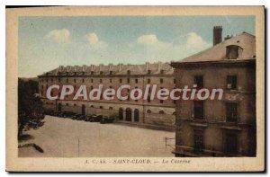 Postcard Old Barracks St. Cloud