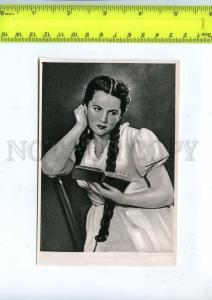198056 VISHNEVSKAYA Russian OPERA star singer PHOTO old
