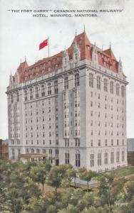 WINNIPEG, Manitoba, Canada, PU-1934 ;  The Fort Garry  Hotel